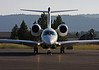 Cessna Citation X at McCall