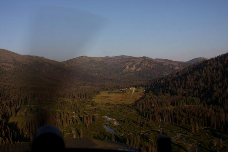 Sulphur Creek Approach