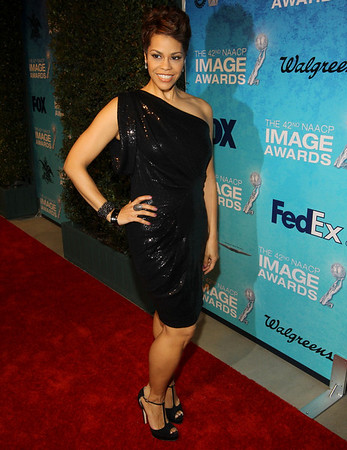 NAACP Image Awards Pre Awards Party Red Carpet Arrivals 3-3-2011