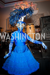 Photo by Tony Powell. Imagine! Masquearde Ball. Carnegie Library. October 28, 2014