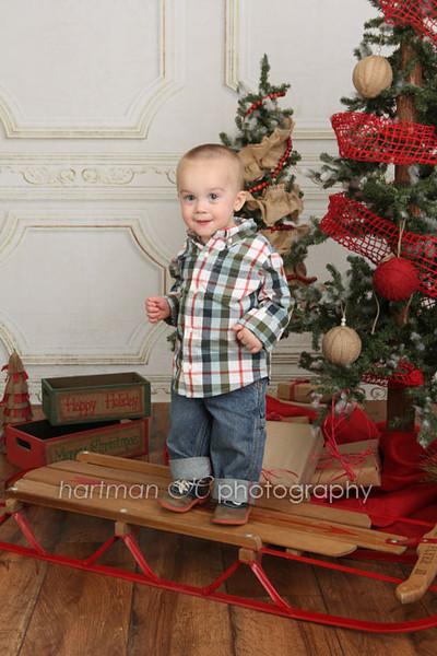 In Studio Christmas 2013