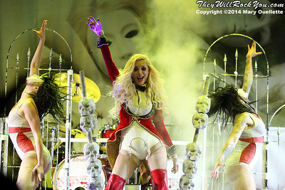In This Moment on Shiprocked 2014