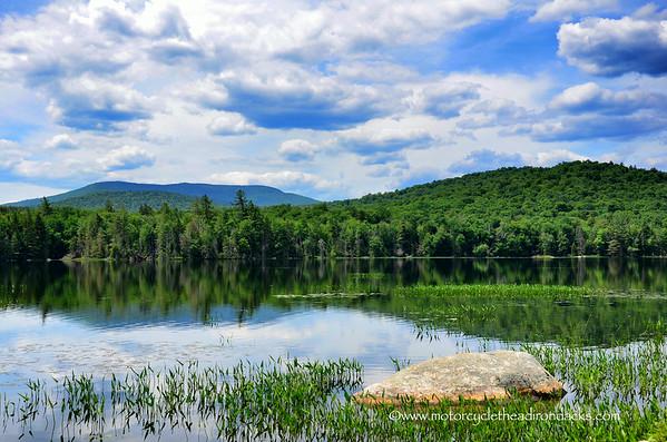 Indian Lake to Blue Mountain Lake