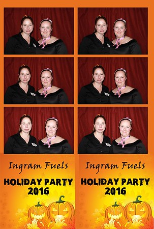 Ingram Fuels 2016 Holiday Party