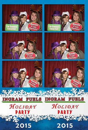 Ingram Fuels Holiday Party