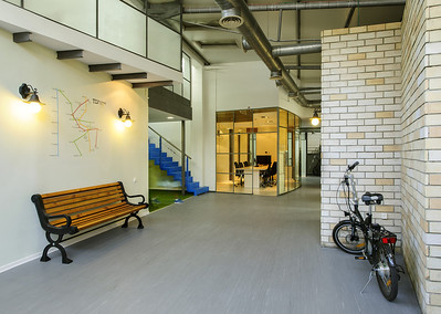 """צילום אדריכלות: משרד הייטק בתל-אביב. עוצב ע""""י אירית אוסמן"""