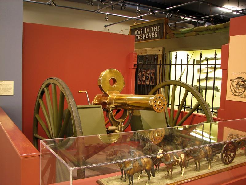 1863 Gatling