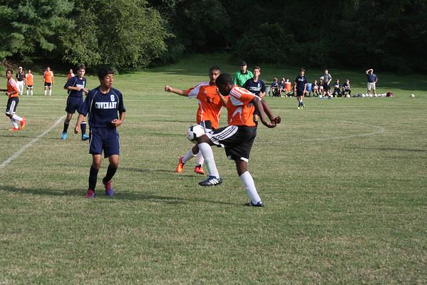 JV Soccer vs. Covenant
