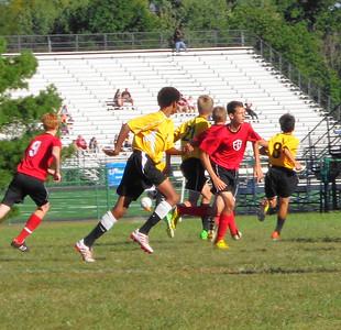 2013 Soccer Season