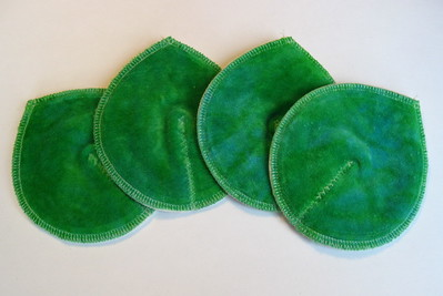 TWO Pair of Super Soaker Nursing Pads