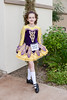 Ainsley's first time getting to wear a solo dress!  She placed first in her reel (moving up to novice), 3rd in her light jig (her first time dancing in novice in that!), 4th in hornpipe, 5th in slip jig.