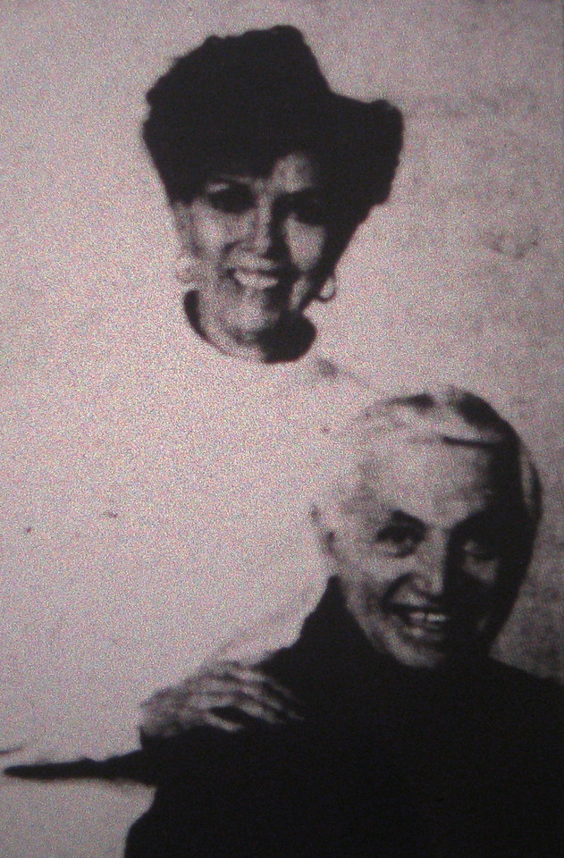 Pilot Stephen Tulley poses with his wife Susan in an undated photo. The Tulleys, at the time of the accident lived in Parker, Arizona.