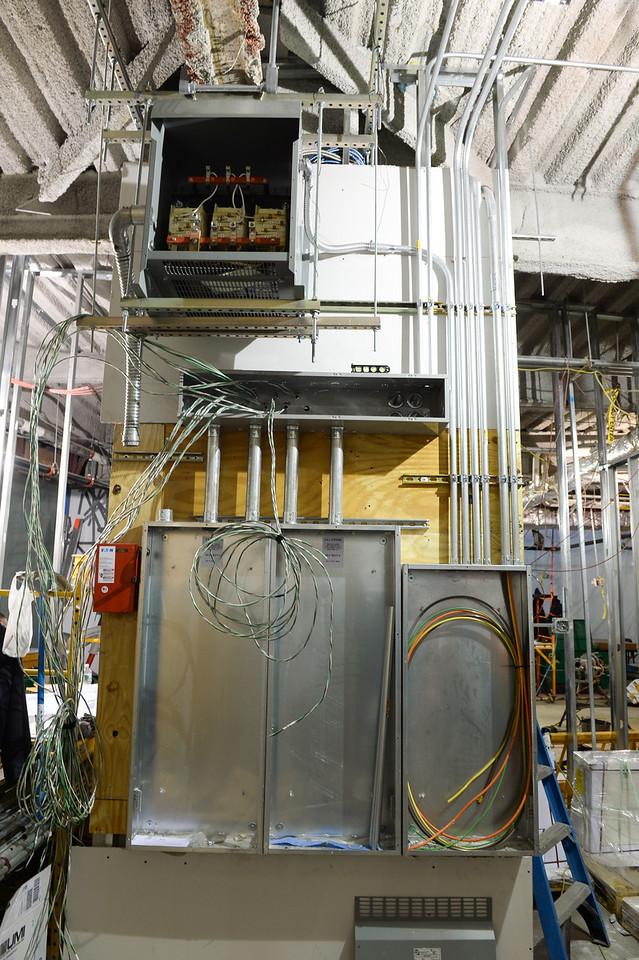 work preformed at the Michael Kors – Time Warner Center