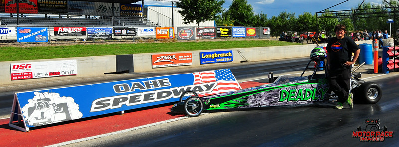 Jonathan Geuther, 2014 Oahe Speedway Coca Cola BankWest Junior Major Champion