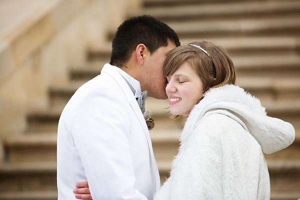 Julian & Sarah {Wedding}