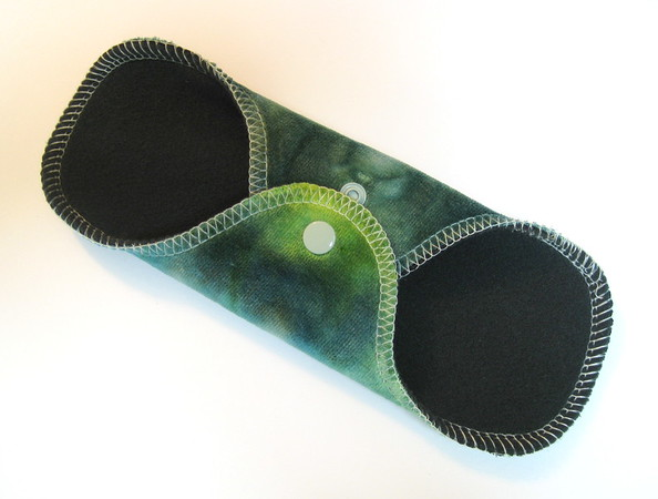 "ONE Light Wrap Wing Pads - ""evergreen"""