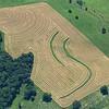 First Hay crop being cut now.