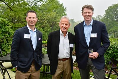 Brett Weinroth; Bob Pincus; Tom Monahan