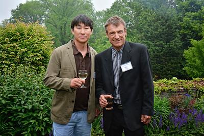 Chi Wan Kim; Mats Wilander