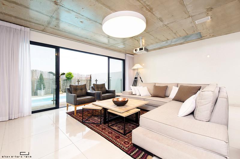 צילום אדריכלות: בית בראש העין, אדריכלות: כפיר אזולאי