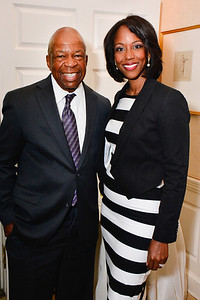Elijah Cummings, Maya Rockeymoore Cummings