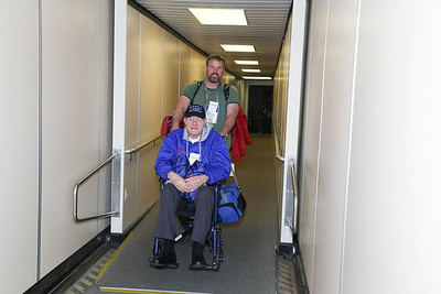 Kern County Honor Flight to Washington DC on May 4-6, 2014