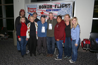 Kern County Honor Flight April 4-6