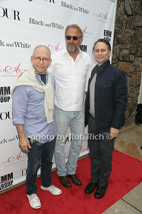 Bob Balaban, Kevin Costner, Jason Binn photo by Rob Rich/SocietyAllure.com © 2014 robwayne1@aol.com 516-676-3939