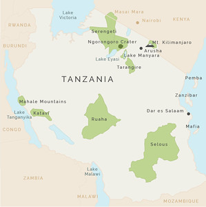 Tanzania: Kilimanjaro August 2016