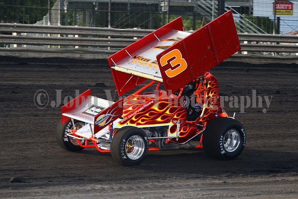 Knoxville World of Outlaws 6-14-14