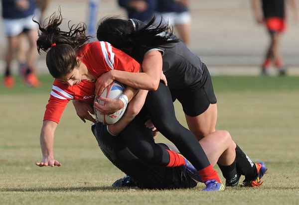 WOMEN'S RUGBY 2014