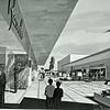 Pedestrian Mall Concept