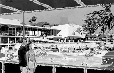 Concept for a Community Center