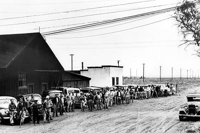 Lakewood Park begins, 1949