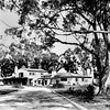 Golf course clubhouse, 1935