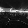 Lakewood Center at night, 1952