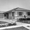 Model home, 1950