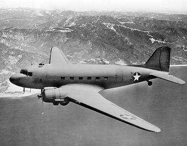 Douglas Aircraft C-47 Skytrain Transport
