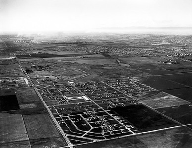 Lakewood Village, about 1938