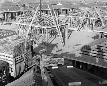 New construction methods, 1950