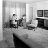 Lakewood Park model home, 1950