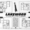 Lakewood Park floor plans, 1950