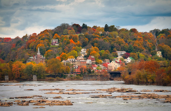 Historic Harpers Ferry, West Virginia