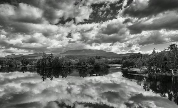 Katahdin Reflections