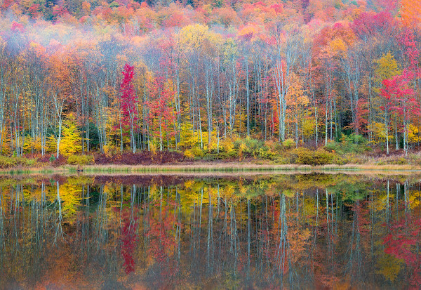 Fall Reflections, Canaan Valley