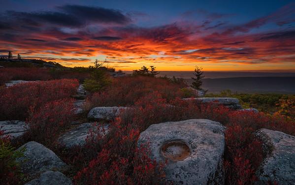 Sods Fall Sunrise