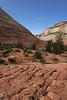 Zion Plateau Landscape