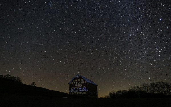 Country Night Sky