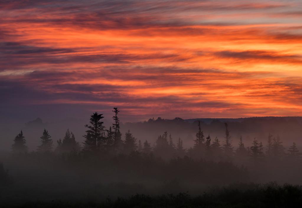 Ground Fog, Version 2