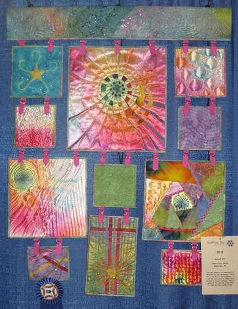 Large Art Quilts